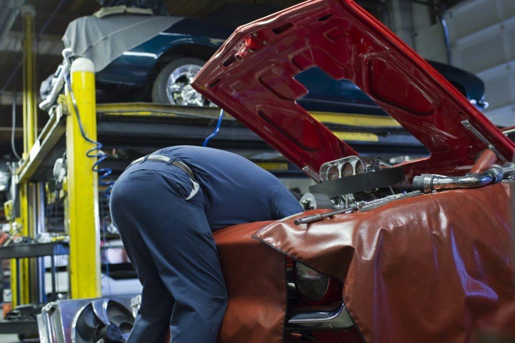 Najczęstsze awarie maglownic samochodowych